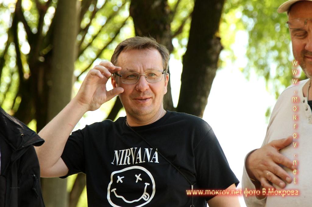 Сергей Вальцов  Оператор-постановщик картинки.
