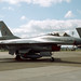 General Dynamics F-16A Fighting Falcon FA80 Brize Norton 23-6-84