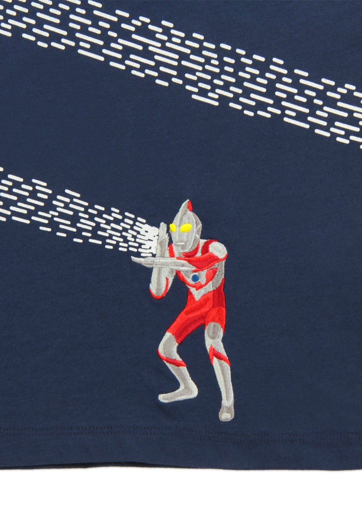 沒有三分鐘的著用限制!【graniph × 超人力霸王】聯名服飾系列 グラニフ ウルトラマンシリーズ
