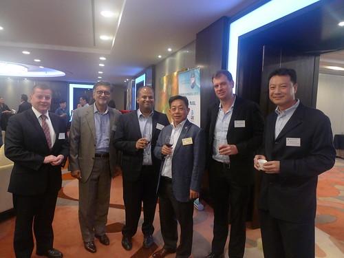 2017 November - MABC Year End Networking Evening & Talk: Budget 2018 Tax Update by Tan Hooi Beng & Senthuran Elalingam, Deloitte Malaysia