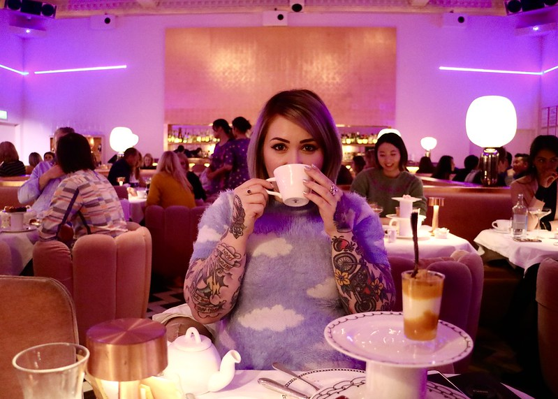 Tea and tattoos