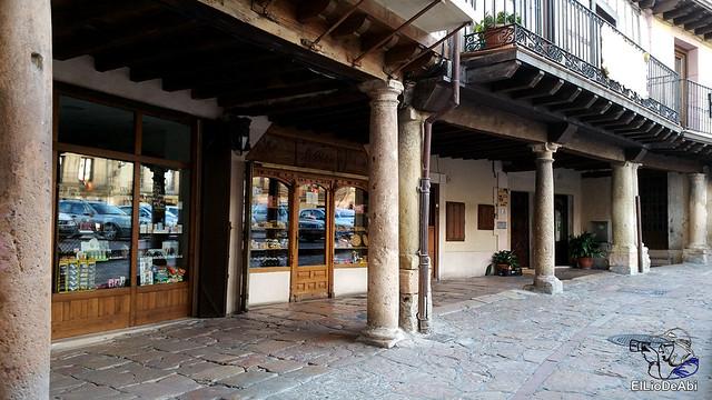 Que ver en el Conjunto Histórico de Sepúlveda, paseando por sus calles 2