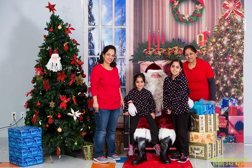 Santa at Teecs-5