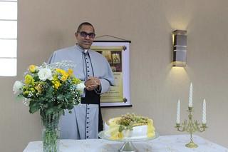 15 12 2017 Dez anos de sacerdócio do Padre Bruno