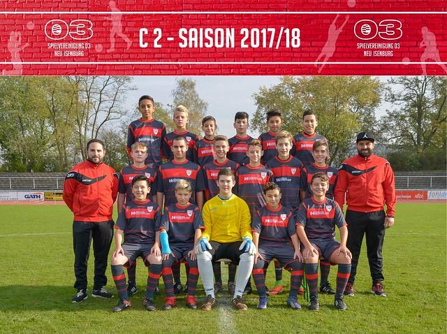 C2 - Saison 2017/18