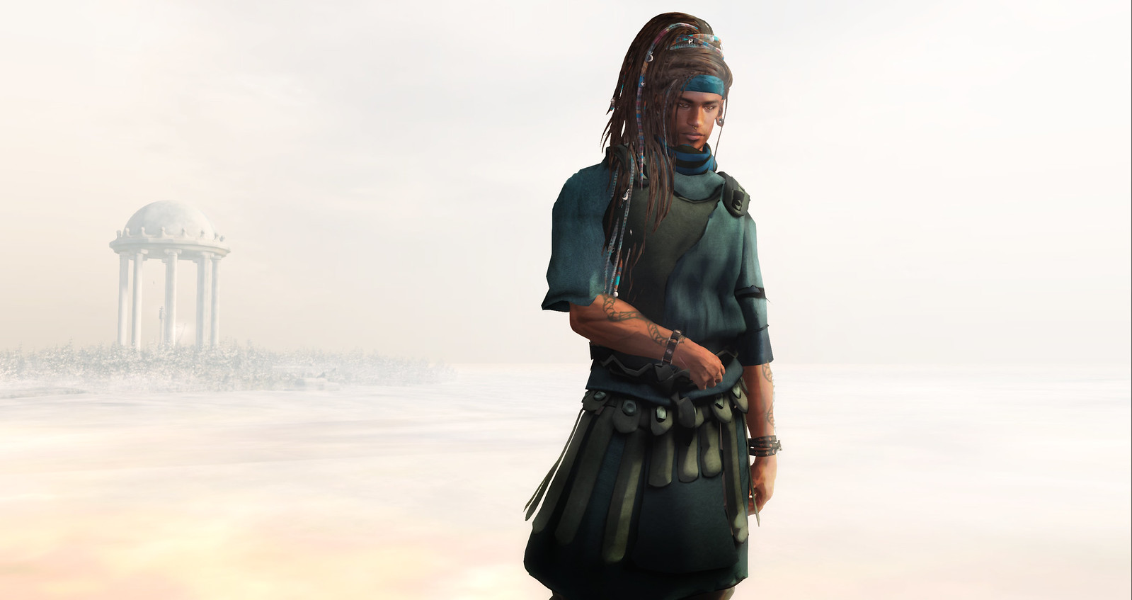 Navigator, blue caste