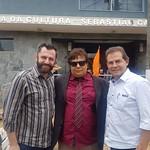 Em Pirangi, Paulinho da Força se encontra com lideranças locais