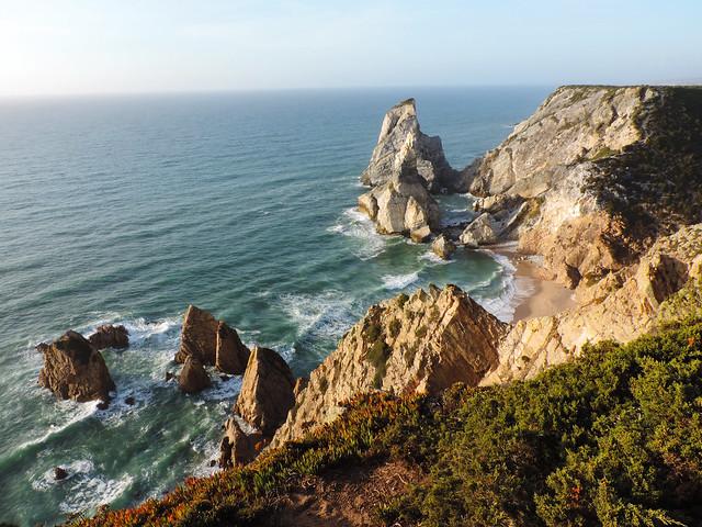 Praia da Ursa, Western Coastline, Portugal