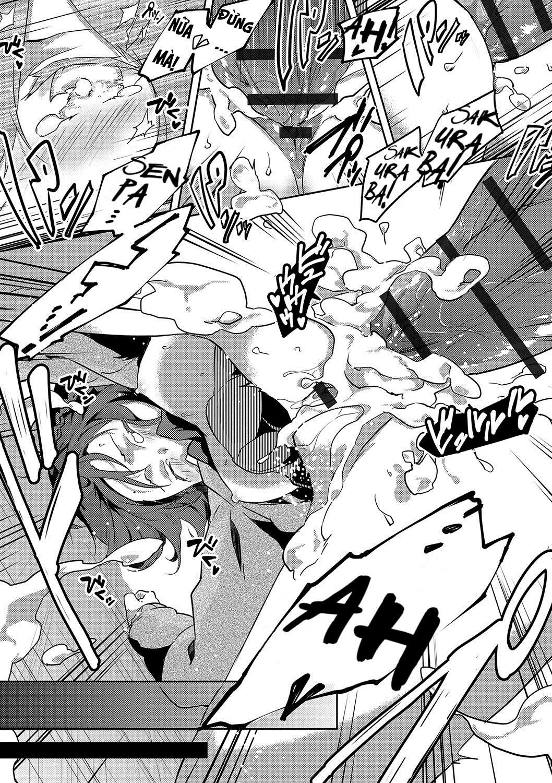 HentaiVN.net - Ảnh 17 - Sakura Crisis! - さくらクライシス! - Chap 1