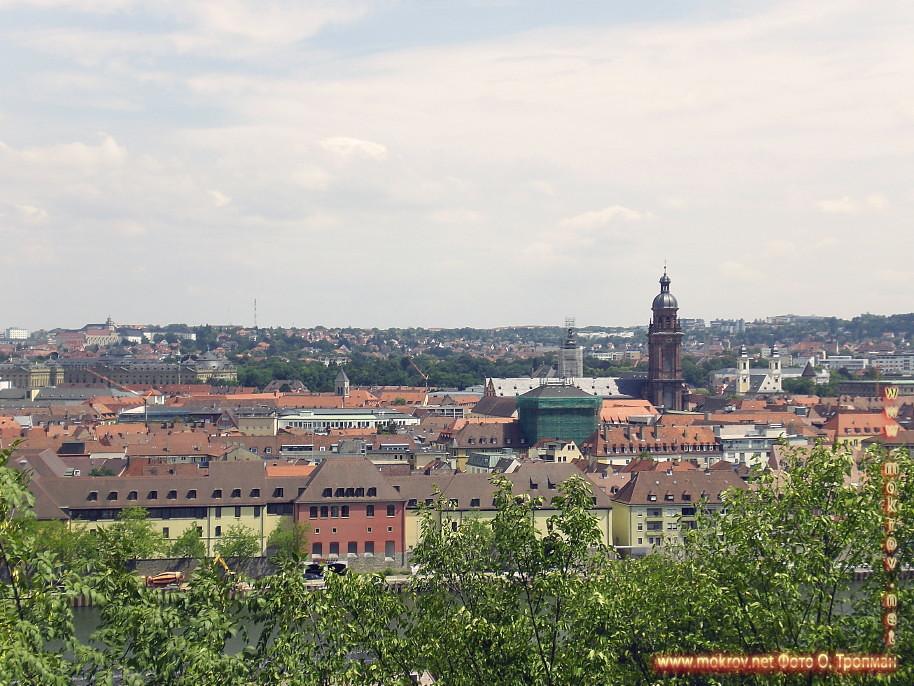 Исторический центр Вюрцбурга в этом альбоме фотоработы
