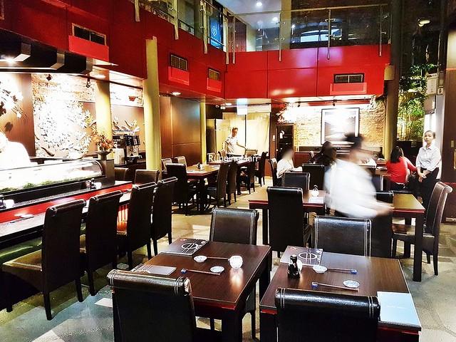 Jin Fine Dining Interior
