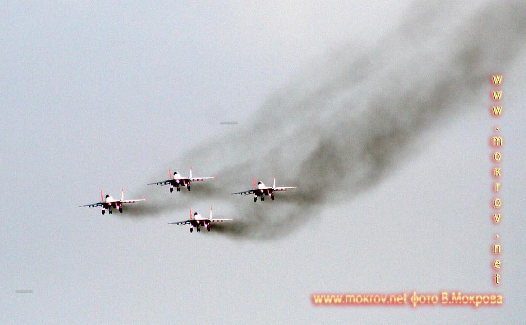 МиГ-29 фото достопримечательностей