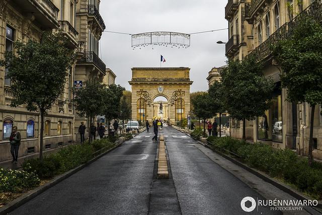 Visitar Montpellier