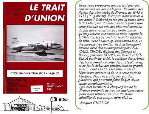 La Renaissance de l'aéro-club de COULOMMIERS Cercle Aéronautique de Coulommiers et de la Brie (CACB)