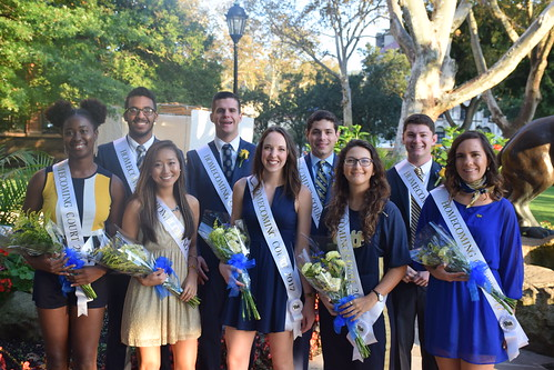 2017 - Homecoming Court Gallery