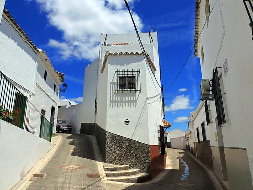 <Calle Barranco> El Saucejo (Sevilla)
