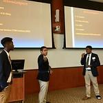 High School students presentation
