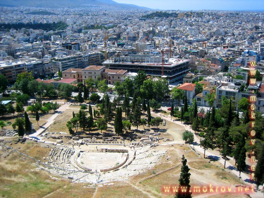 Афины в Греция фото