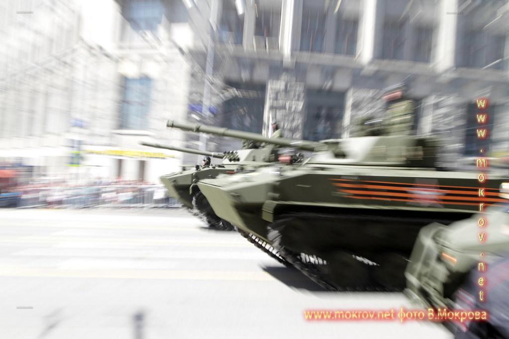 Парад победы 2015 БТР-82А