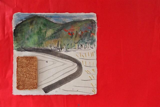 Helen Brownの個展「Topsy-Turvy」を開催します