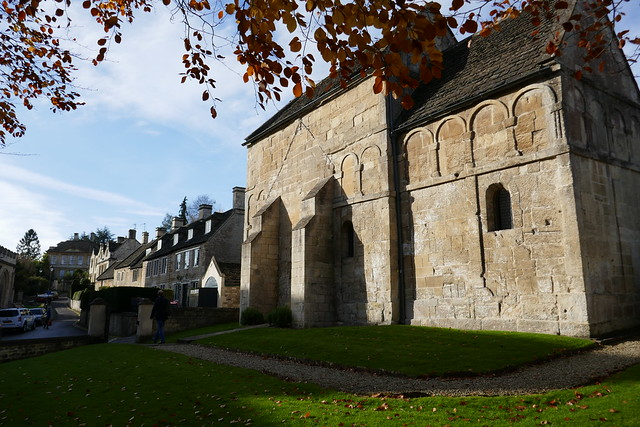 St Laurence, Saxon Church