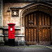 Guildhall Post Box, Bristol, UK