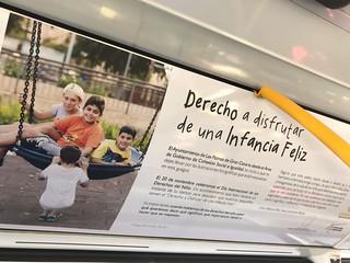 Exposición por los Derechos de la Infancia
