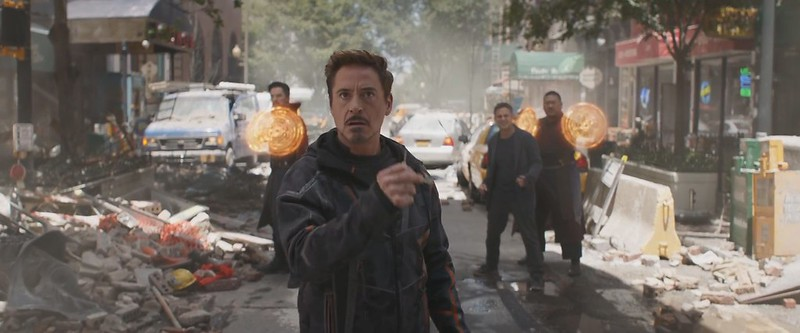 screencap - Avengers Infinity War (trailer 1) 15