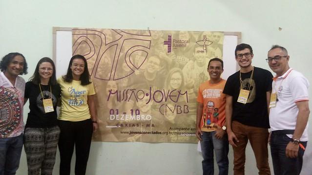 Missão Jovem na Amazônia 2017