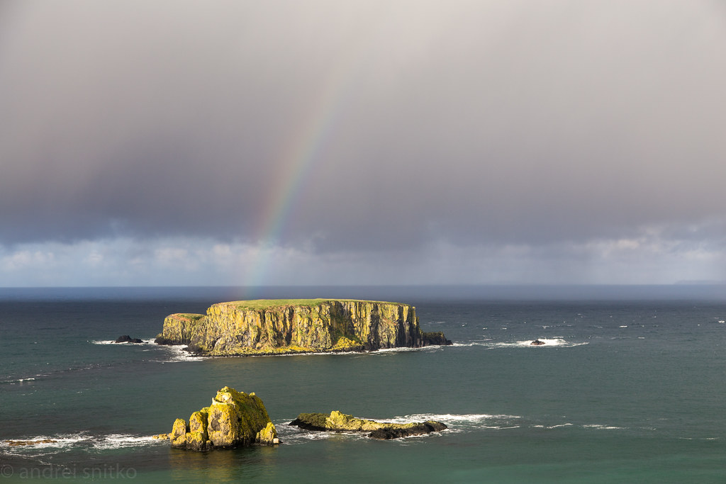 Carrickarade Island Northern Ireland Tripcarta