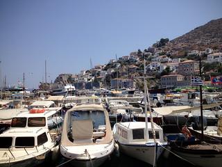 Hydra Marina, Greece 6/27/13