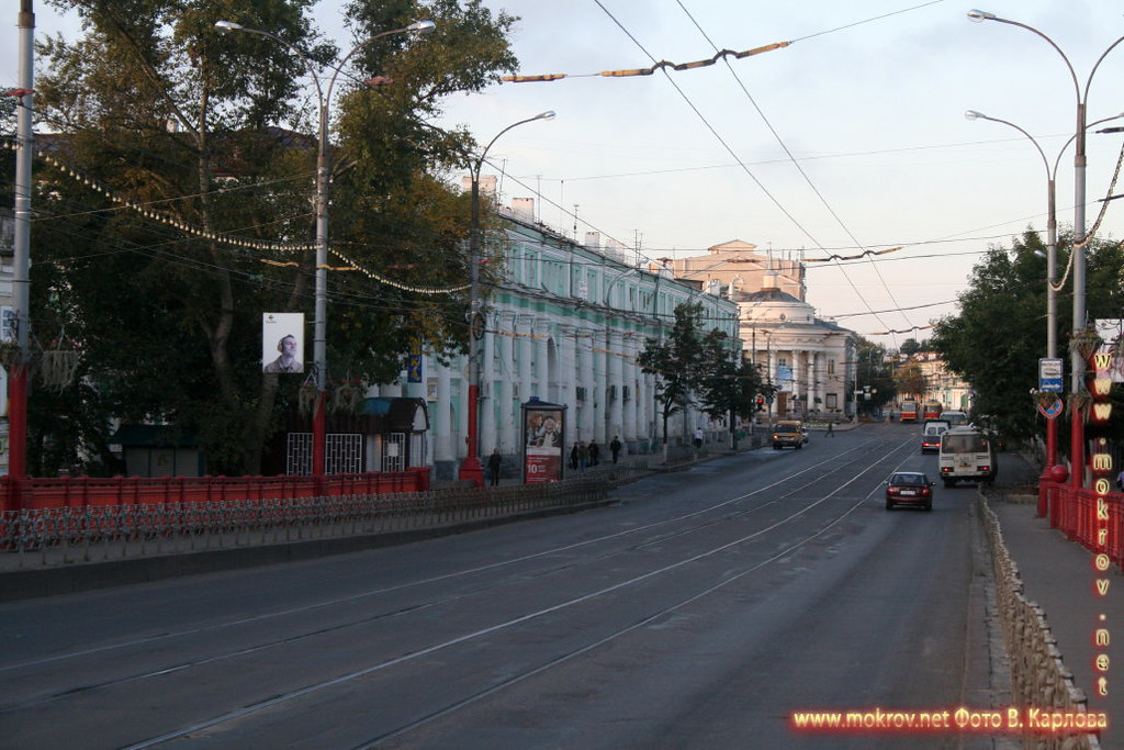 Город Орел фоторепортажи