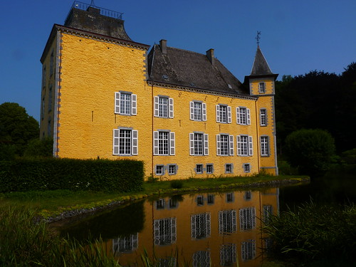 Château d'Haversin
