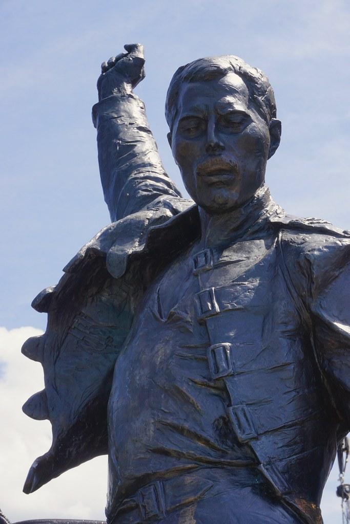 Montreux Jazz Festival >> Statue Freddie Mercury, Montreux.   In Explore: Highest ...