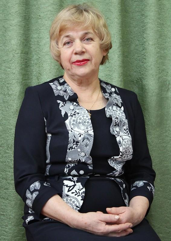Лидия Михайловна Агапитова