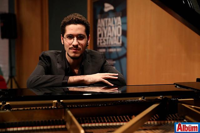 18. Uluslararası Antalya Piyano Festivali- Cem Esen