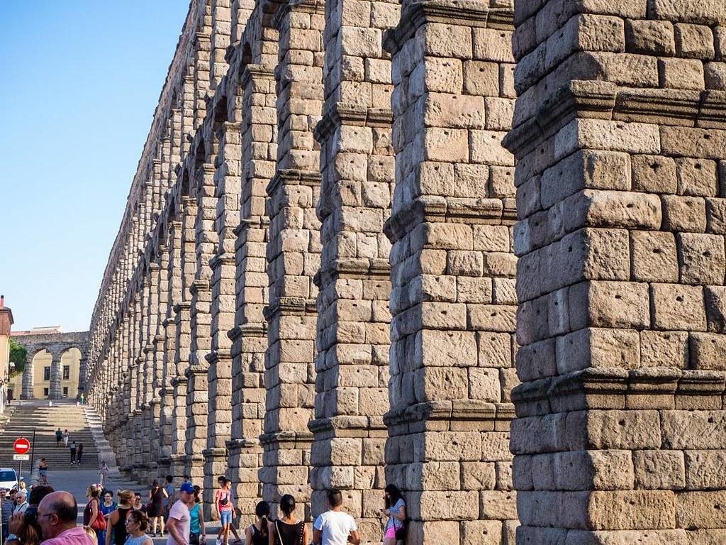 Acueducto. #segovia #summer2017 #stones #travelphoto #Olympus #photography