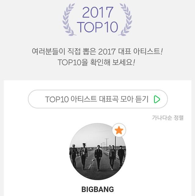 BIGBANG via gau899 - 2017-11-13  (details see below)