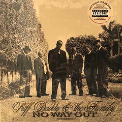 PUFF DADDY & THE FAMILY:NO WAY OUT(JACKET A)