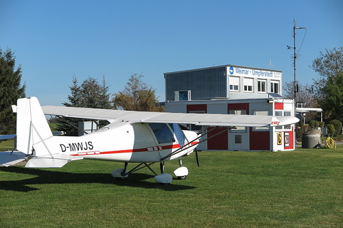 Flugplatz Weimar am 15.10.2017