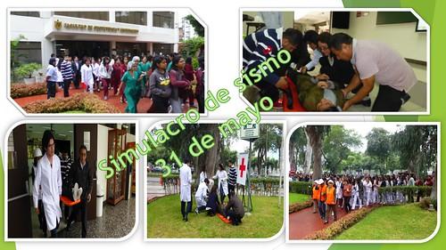 Facultad de Obstetricia y Enfermería - Actividades