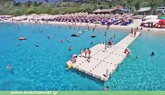 Greece, Central Macedonia, Asprovalta views