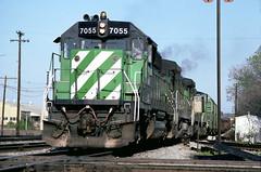 BN SD40-2 7055