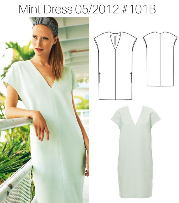 Mint Dress 1