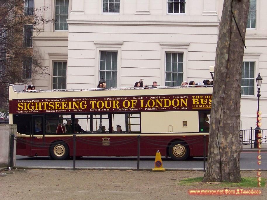 Лондон и фотограф