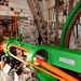 TIMS Mill Tour 2017 UK - Cheddleton Flint Mill - steam engine-9506