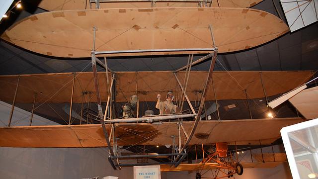 Wright Military 1909 Replica