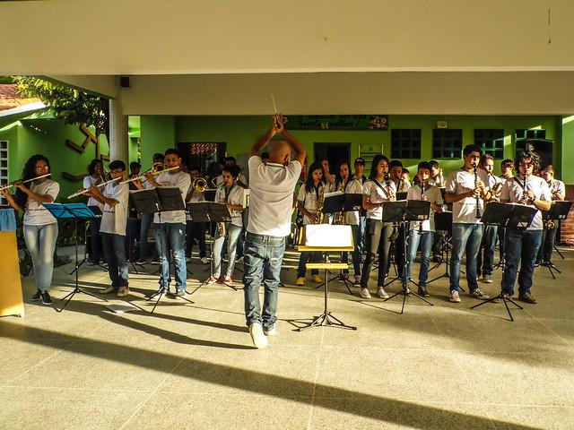 Fevereiro de 2017 - Escola Flávio Rodrigues