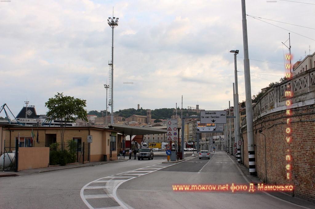 Город Анкона фото достопримечательностей