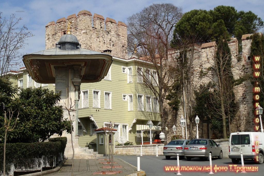 Город Стамбул — Турция прогулки туристов